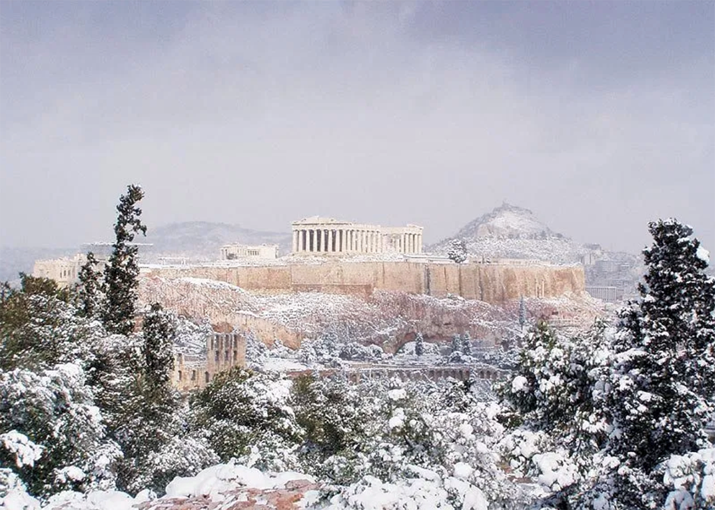 9 Reasons Why you Should Consider Greece as a Winter Destination